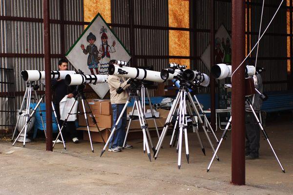Телескопы DeepSky