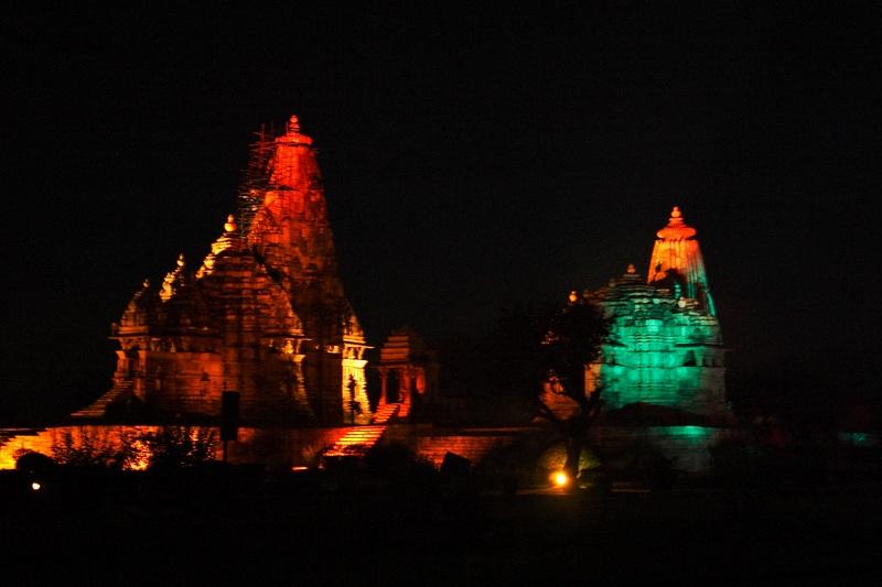 Храмы Кхаджурахо 2
