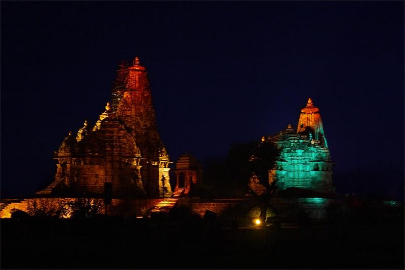 Храмы Кхаджурахо 3