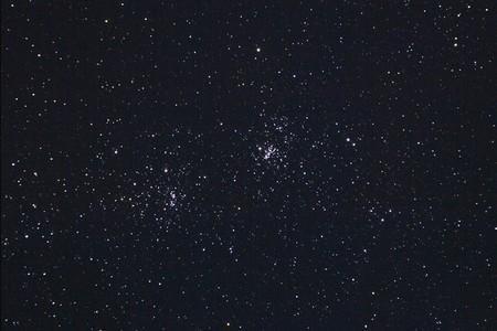 NGC884 и NGC869