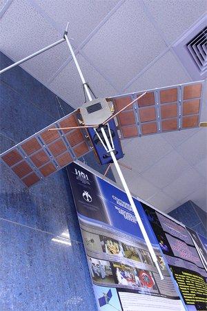 Микроспутниковая платформа Чибис