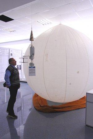 Аэростатный зонд