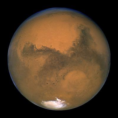 Марс (телескоп имени Хаббла)