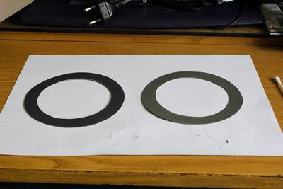 Заготовка блока фильтра